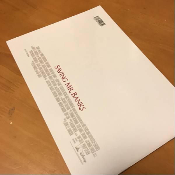映画ウォルト・ディズニーの約束 パンフレット トム ハンクス_画像3
