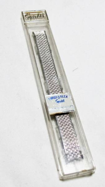 70'S/USAヴィンテージ腕時計バンドSpeidel(11)デッドストック_画像1