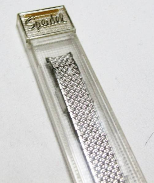70'S/USAヴィンテージ腕時計バンドSpeidel(11)デッドストック_画像2