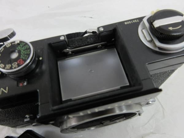ニコン F 7341008 フィルムカメラ ジャンク1224大ACE⑲_画像3