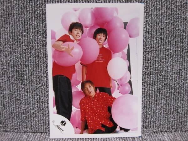 ジャニーズJr.時代/公式写真 Jロゴ/生田斗真,山下智久,風間俊介