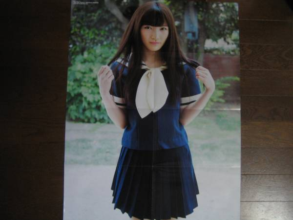 ポスター 岡田奈々 大島涼花 AKB48