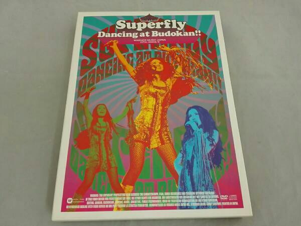 Superfly Dancing at Budokan!!(初回限定版) ライブグッズの画像