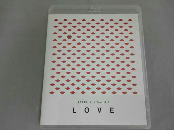 "ARASHI LIVE TOUR 2013""LOVE(Blu-ray Disc)"
