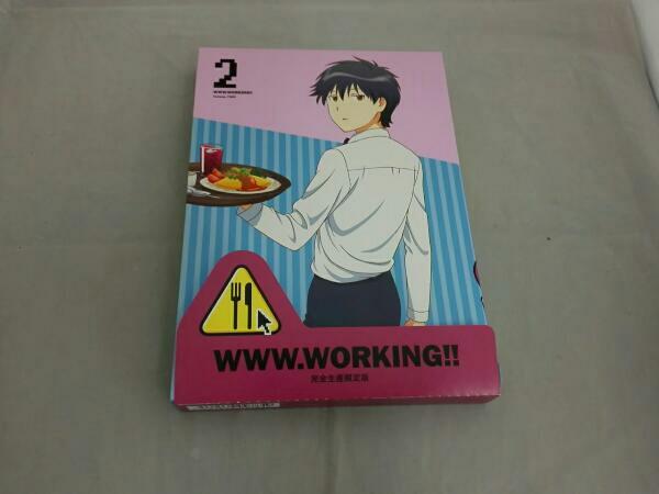 WWW.WORKING!! 2(完全生産限定版) グッズの画像