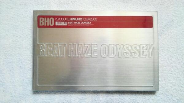 氷室京介 TOUR2000 BEAT HAZE ODYSSEY クリックポスト発送164円