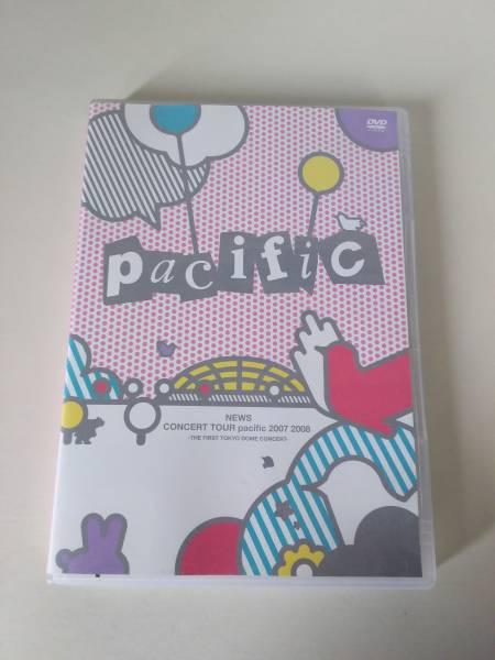 NEWS CONCERT TOUR pacific 2007 2008 DVD