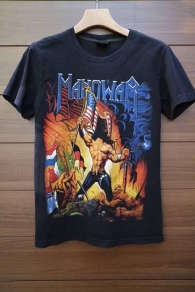 00S MANOWAR バンドTシャツ ビンテージ ロック メタル