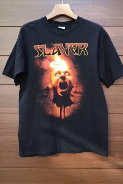 00S SLAYER バンドTシャツ ビンテージ ロック メタル SUPREME