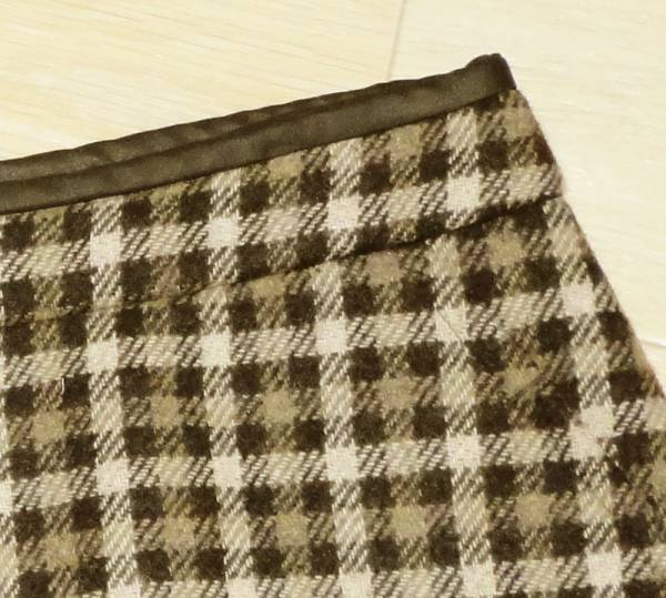 新品76%OFF マックスマーラ Max Mara デザインスカート ブラウン 40サイズ_画像2