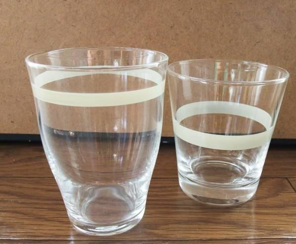 【2個セット☆グラス】リトルマーメイド☆ガラスコップ/日本製