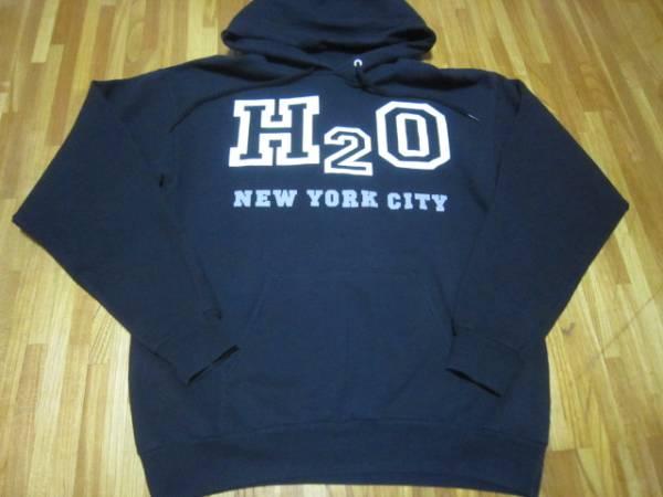 H2O パーカー M  NYHC HARDCORE PUNK