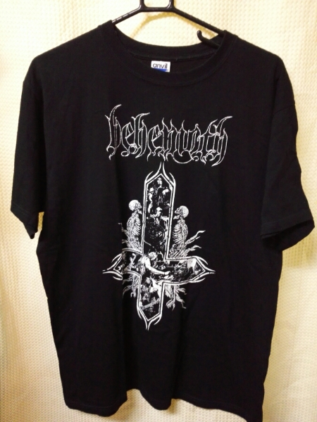 12 Tシャツ ベヒーモス