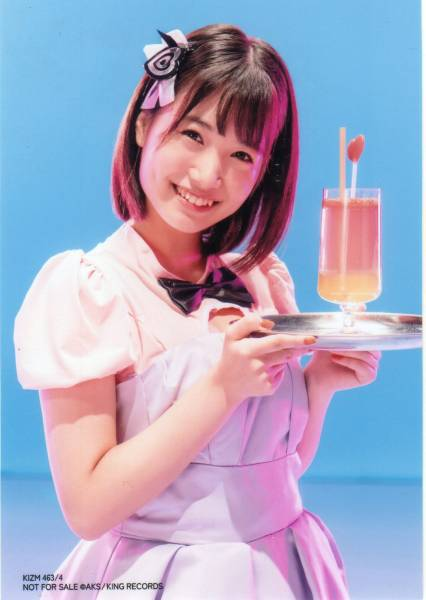 AKB48 朝長美桜 ハイテンション 通常盤封入特典 生写真 ライブ・総選挙グッズの画像