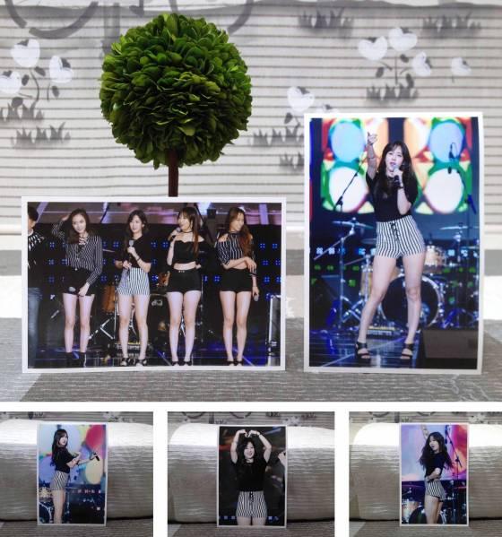 BESTie★ヘヨン★2016.9月 Park inn Concert★韓国 FC生写真17枚