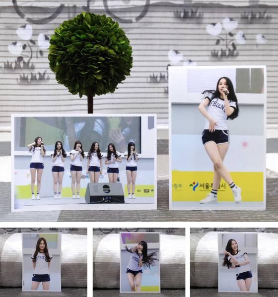 GFRIEND★ヨジャチング★2015 e-Sports Festival★韓国 FC生写真35枚