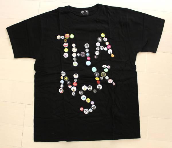 ★未使用 藤井 フミヤ F-BLOOD ライブ Tシャツ THANKS 2008