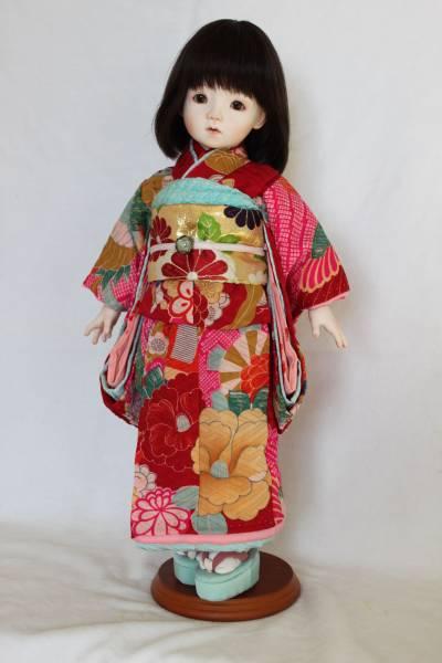 花織 創作人形 ビスクドール 球体関節人形_画像2