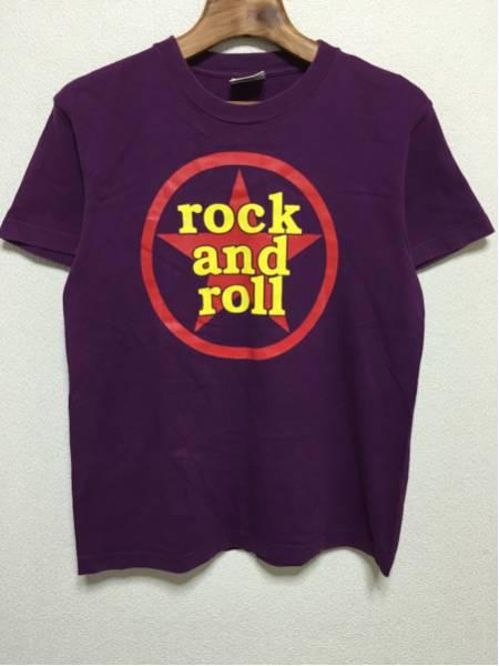 [即決古着]B'z LIVE-GYM 2005 CIRCLE OF ROCK/Tシャツ/紫/S
