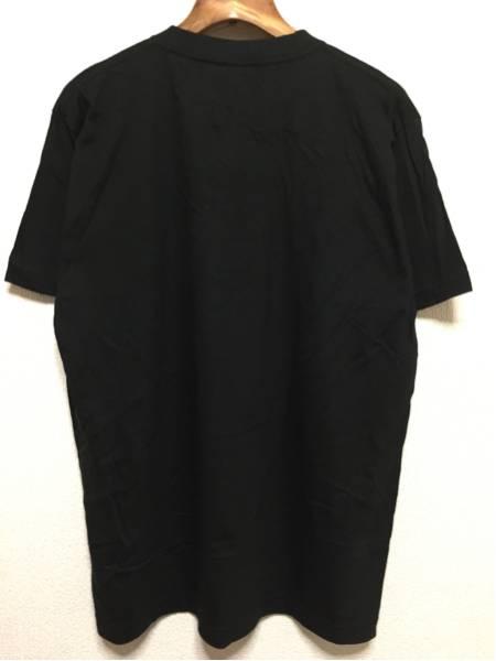 [即決古着]かんなみ猫おどり/静岡県函南町/Tシャツ/半袖/黒/ブラック/L_画像2