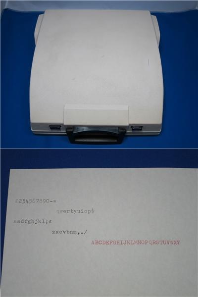 BROTHER Valiant タイプライター ◆28_画像3