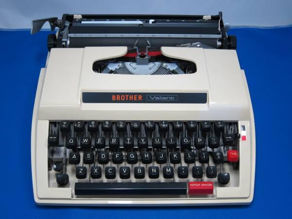 BROTHER Valiant タイプライター ◆28_画像1