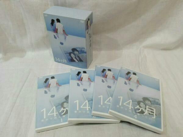 14ヶ月~妻が子供に還っていく~DVD-BOX高岡早紀 蒼井優 4枚組 グッズの画像