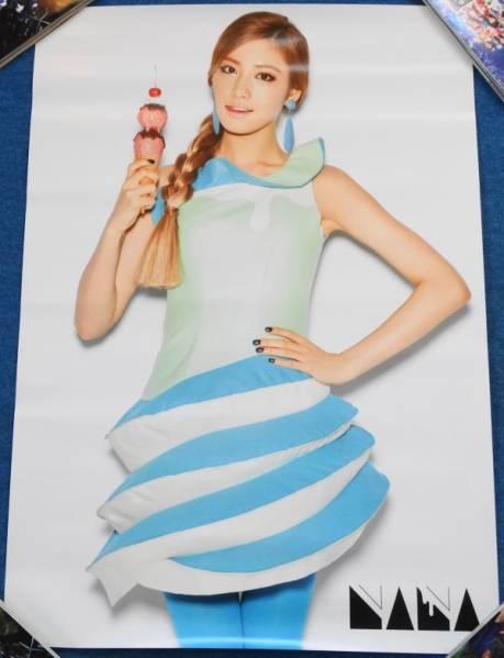★ナナ(ORANGE CARAMEL/AFTERSCHOOL)★B2ポスター★ヤフオク年末