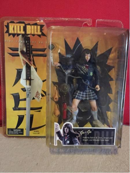KILL BILL キル・ビル GOGO夕張 (栗山千明)フィギュア グッズの画像