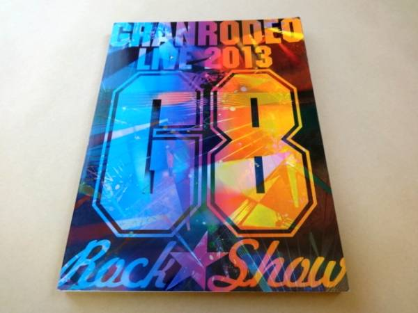★ 写真集 GRANRODEO LIVE 2013 G8 ROCK☆SHOW ★