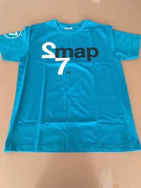 SMAP 27時間 TVノンストップライブ 限定Tシャツ 緑色 L 新品