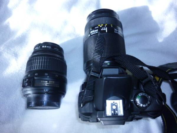ニコンカメラ D40X