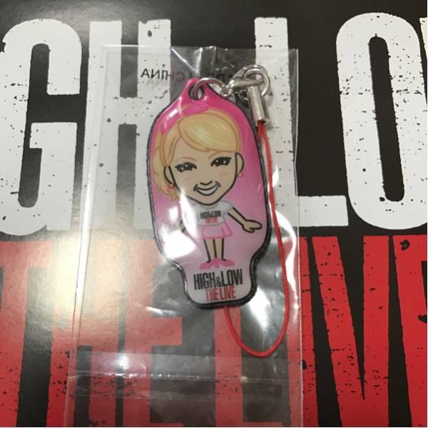 HiGH&LOW THE LIVE E-girls Dream Ami モバイルクリーナー