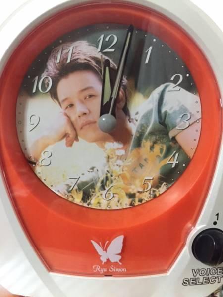 リュシウォン ☆ オリジナルボイスクロック①
