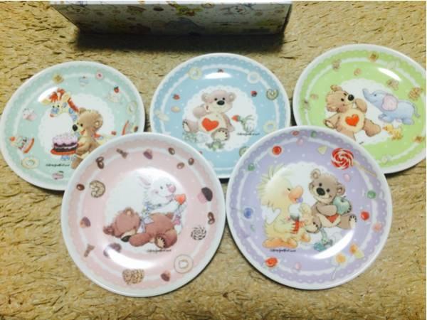 スージーズー★Suzy's Zoo★食器セット★皿★5枚セット グッズの画像