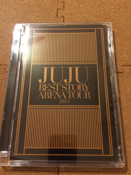JUJU BEST STORY ARENA TOUR 2013 送料180円から ライブグッズの画像