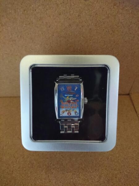 未使用未開封!ディズニー ダンボ 腕時計 非売品 ディズニーグッズの画像