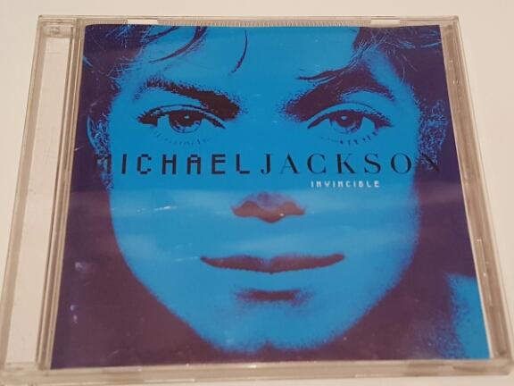 マイケルジャクソン インヴィシブル ライブグッズの画像