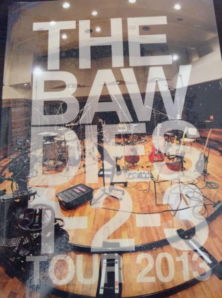 THE BAWDIES 1-2-3 TOUR 2013 会場限定フォトブック 未開封