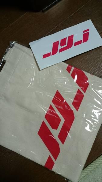 ★JYJ 2016 ファンクラブ入会特典 トートバック + ステッカー