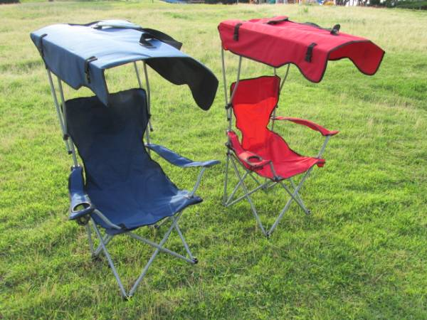 Camp Sunburn Measures Canopy Chair Roof Attaching Soccer
