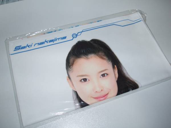 ℃-ute 中島早貴 マイクロファイバータオル d ライブグッズの画像