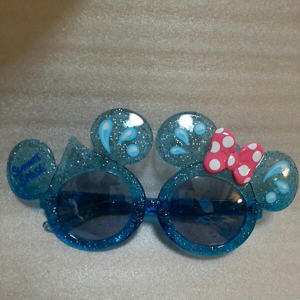 ディズニー サングラス 夏祭り ミッキー ミニー サマー ディズニーグッズの画像