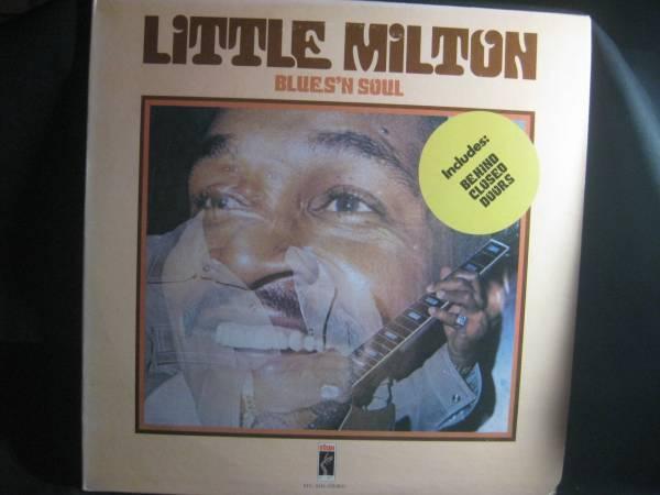 LITTLE MILTON / BLUES'N SOUL ◆V906NO◆LP_画像1