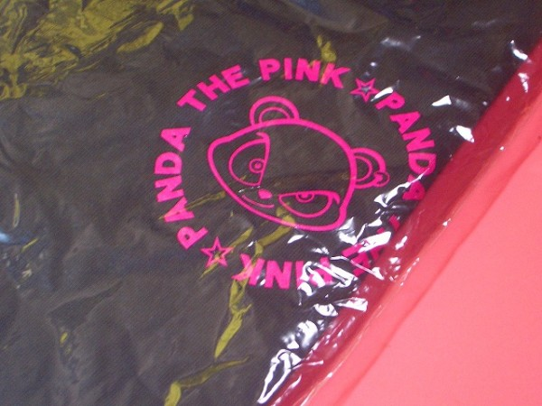 THE PINK☆PANDA TシャツL F チョッパー KOGA/Gacharic Spin⑨