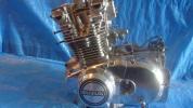 gs400e2国内エンジンo/H済みcbx400fz2ヨシムラGS