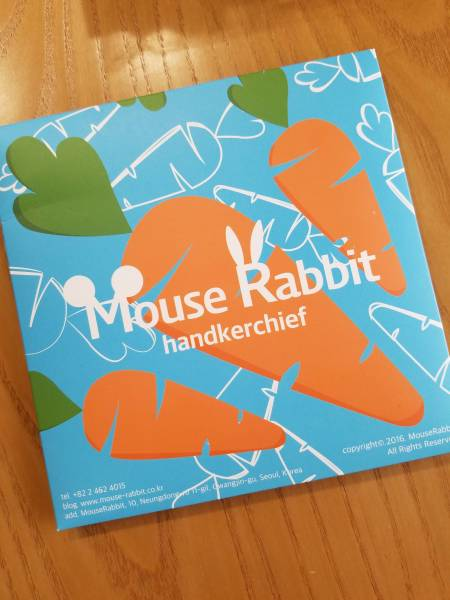 Mouse Rabbit ハンカチ luckybag