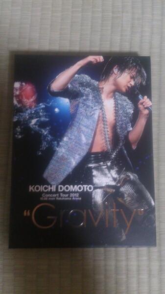 KinKi Kids 堂本光一 コンサートツアー2012 Gravity DVD二枚組