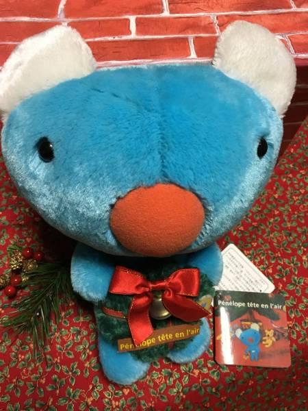 ペネロペ(Penelope)ふわふわ クリスマスぬいぐるみレア 26センチ グッズの画像