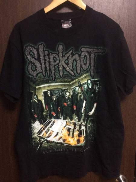正規 Slipknot スリップノット All Hope Is Gone Tシャツ 限定